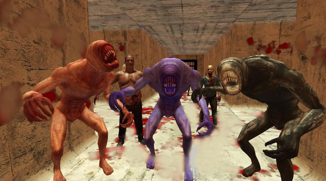 僵尸3D外星生物游戏无限子弹v1.0