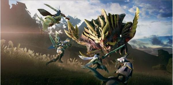 怪物猎人:崛起游戏介绍 怪物猎人:崛起试玩开启