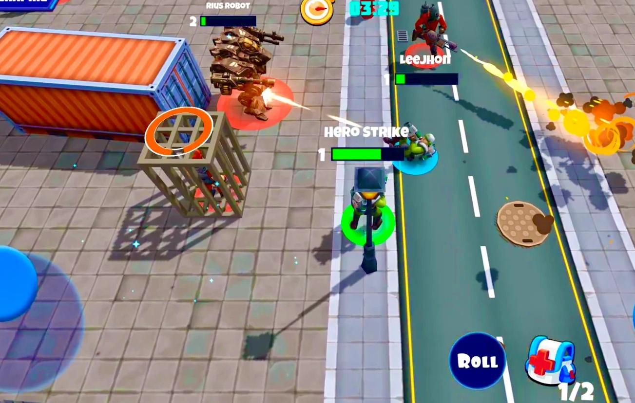 英雄离线攻击全武器解锁v1.0.1