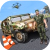 陆军停车模拟器游戏