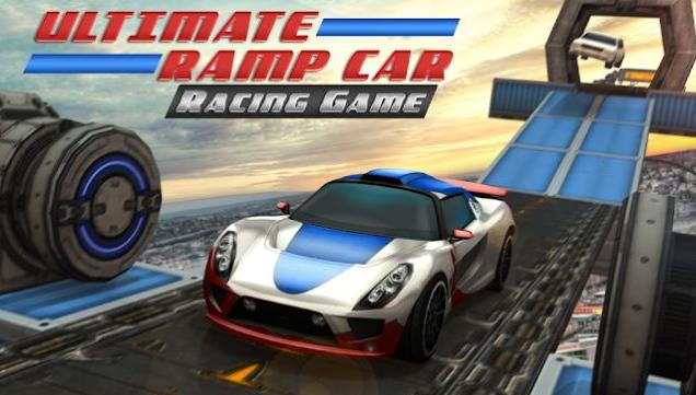 终极3D坡道赛车游戏无限金币v1.0