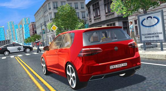 城市汽车模拟器游戏v1.1.0