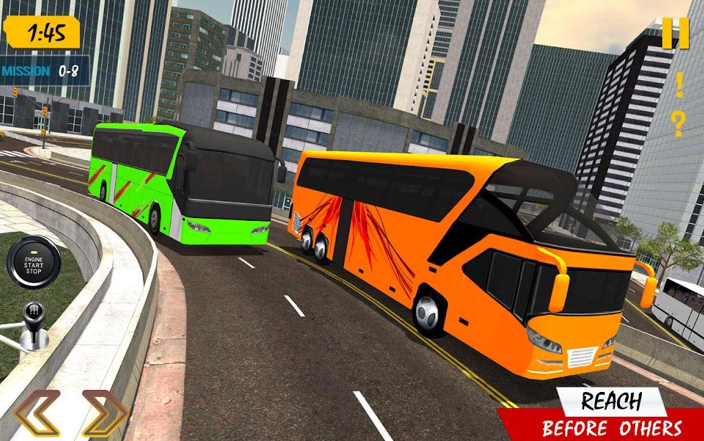 长途汽车模拟器2021破解版v1.0