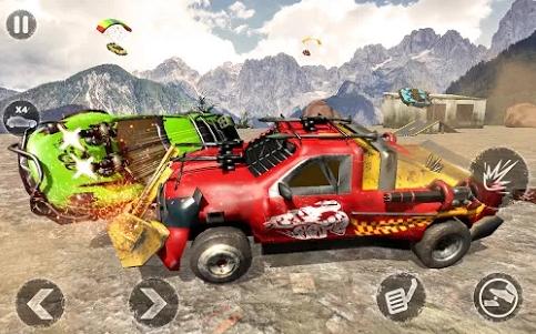 恐怖汽车战场v1.0